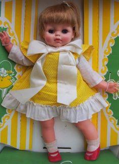 RARE-NEW-in-BOX-Vintage-1970s-Eugene-Doll-Toddler-Blonde-Blue-Eyes-Close-NOS