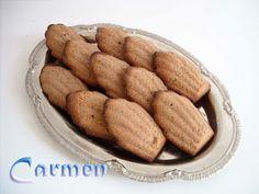 Caprichos sin gluten: magdalenas