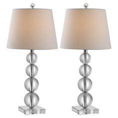 Maya Table Lamp (Set of 2)