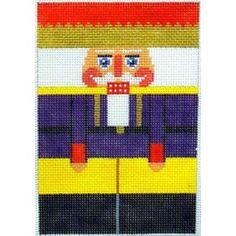 Purple King Nutcracker Rollup