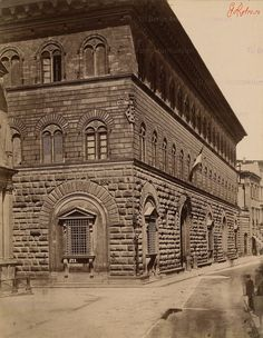 Флоренция - Palazzo Riccardi(Palazzo Medici in Florenz)