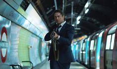 Gerard Butler, Aaron Eckhart and Morgan Freeman are back, this time saving Britain, in the new trailer for action-thriller sequel, 'London Has Fallen. Gerard Butler, London Has Fallen, New Movies, Movies Online, Win Tickets, London Pictures, Bbc America, New London, Film Studio