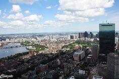 skywalk observatory, Boston #MemberMonday