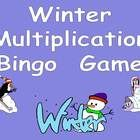 This FREE file features a Multiplication Bingo Game with a Winter theme. This set focuses on 5s; there are 8 different student game, plus a set of calling cards.     This can be used as a math center/station, as a teacher-directed activity, or even as a whole group activity.     This is a great way to practice multiplication facts in a quick, game-based activity.