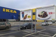 Les boulettes IKEA reviennent en magasin sans cheval