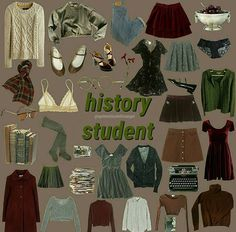 Trendy Ideas For History Aesthetic Fashion