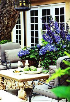 My Serenity — luvrumcake:   Outdoor Room