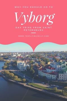 Vyborg, Russia: Why you should take a day trip to this small Swedish/Russian/Finnish town!    #Travel #Russia #Sweden #Finaland #History #Vyborg