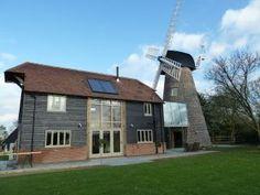 "Képtalálat a következőre: ""Reeds Mill near Kingston"" Malm, Kingston, Windmill, Curb Appeal, Exterior, Mansions, House Styles, Home Decor, Decoration Home"