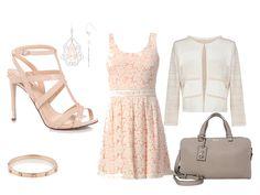 white lace dress by frangipane