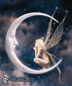 moon, fairy, interview
