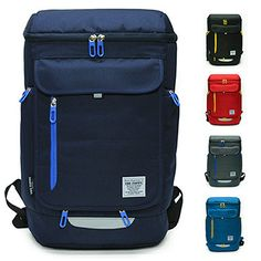Casual Backpacks for Men 15.6 Laptop Backpack Toppu 213 | chanchanbag.com | Modern design makes you feel satisfied Stylish Casual Backpacks for Men.