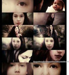 Breaking Dawn. Visions of Renesmee as Jacob imprints.....this is sooooo cool!!!!!