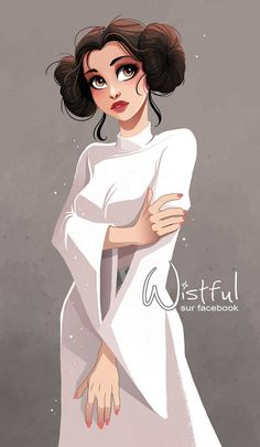 Star Wars Leia Pin-Up Propaganda poster - You're Our Only ... How Old Is Princess Leia In Star Wars Rebels