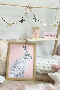 Our wooden buntings add a cool touch to any babies room. Nursery Décor, Buntings, Kids Decor, Home Decor, Baby Room, Touch, Babies, Cool Stuff, Frame