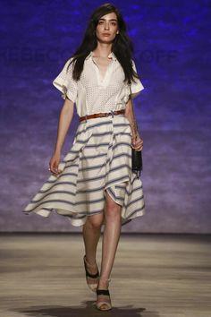 Rebecca Minkoff Ready To Wear Spring Summer 2015 New York #NYFW #SS15 #RTW