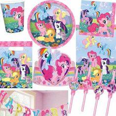 16 Beste Afbeeldingen Van Verjaardagsfeest My Little Pony My