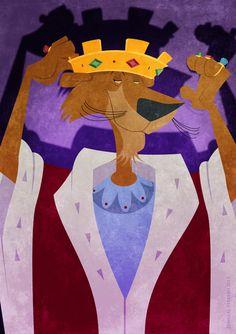 Prince John, by David G. Ferrero