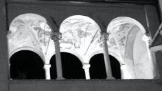 Fermo, Loggetta pensile tra il Palazzo degli Studi ed il Palazzo dei Pri...