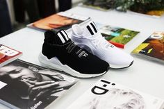 d18bd0634a458 The adidas Y-3 Saikou Silhouette Is Now Available. White SneakersShoes  SneakersYohji YamamotoAdidas ...