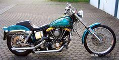 1984 Harley Davidson FXWG Wide Glide