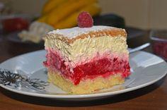 Malinový koláčik