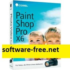 Corel Paintshop Pro x6 Keygen With Crack Serial Key Download