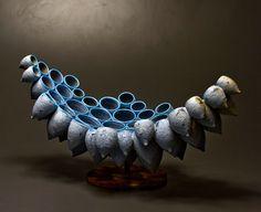 Ceramic sculptures - Luca Schiavon