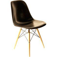 Cadeira Umix 331 Preta em ABS - Universal Mix