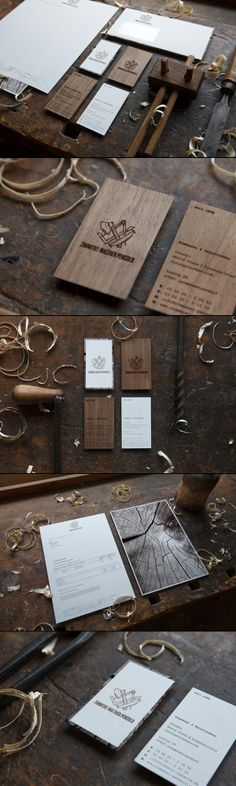 Zimmerei Pensold – Brand Identity by Roberto Funke and Julia Hellmann - created via http://pinthemall.net