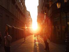 My old neighborhood Prague, Vienna, Budapest, The Neighbourhood, Wanderlust, Spaces, Street, Travel, The Neighborhood