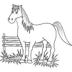 Cavalos - MFP Desenhos1 - Álbumes web de Picasa
