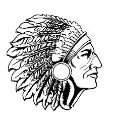 Gallery For > Indian Chief Mascot