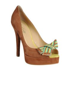 Miss Sixty's Odile pumps, pretty!