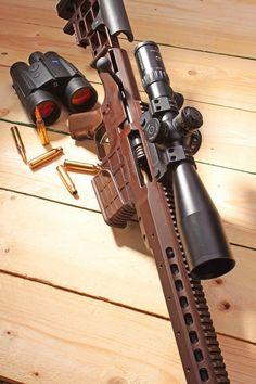 Barrett MRAD sniper rifle