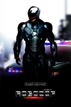 RoboCop. Freaking awesome. Could watch over and over.