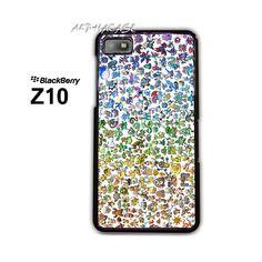 Pokemon Gotta Catch em All BB BlackBerry Z10 Z 10 Case