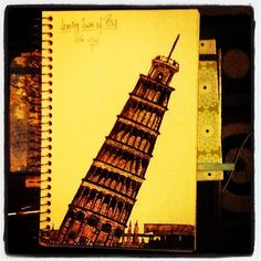 Leaning tower of Pisa Italy #suoriginal