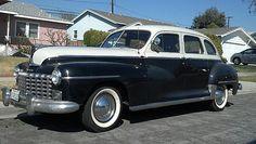 1948 Dodge Deluxe 4-Door Sedan