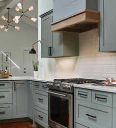 Painting Kitchen Cabinets: Our Favorite Colors for the Job — Scout & Nimble Kitchen Cabinet Design, New Kitchen, Kitchen Cabinets, Kitchen Paint, Diy Kitchen Renovation, Repainting Kitchen Cabinets, Kitchen, Kitchen Design, Diy Kitchen