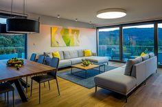 Veľkometrážny byt, Villa Vista, Bratislava   RULES architekti