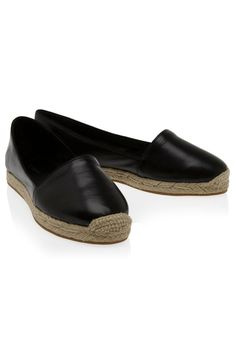 These 3.1 Phillip Lim's espadrilles are still on my mind.  Perfect transition flat as we head straight to autumn.