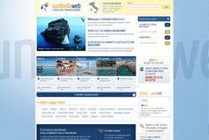http://www.sunbrellaweb.it/ via Booking service for sun umbrellas and sunbeds