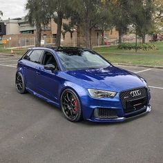 Best classic cars and more! Audi Rs3, Audi A3 Sportback, Audi Sport, Sport Cars, A3 Hatchback, Audi Wagon, Car Wallpapers, Car Car, Audi Quattro