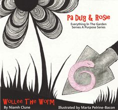 Pa Dug & Rosie: Wollee The Worm, £3.50