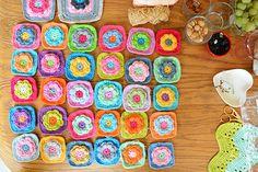 Latest crochet workshops – Part 1 – CrochetObjet by MoMalron