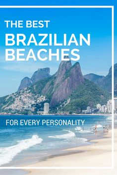 What's your Brazilian beach personality?   #travelinspiration #bucketlist #beaches