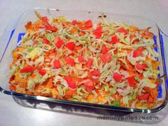 #KikkomanSabor Doritos chicken bake