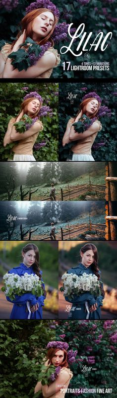 Lilac  17 Toning Lightroom Presets — LRTemplate #film #toning • Available here → https://graphicriver.net/item/lilac-17-toning-lightroom-presets/14052378?ref=pxcr