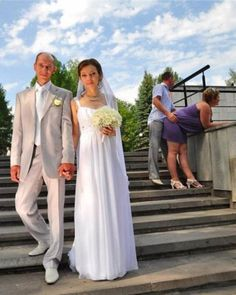 Boing!! More Funny Wedding Pictures!